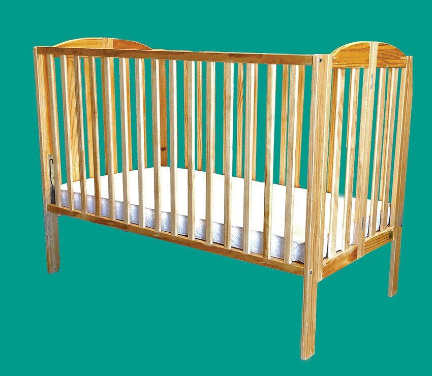 Full Size Crib Moneysworth Beach Equipment And Linen Rentals